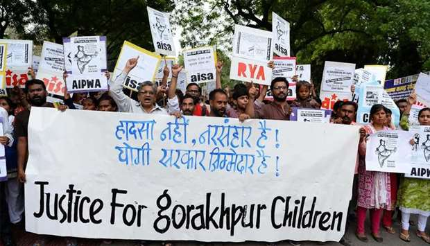 Gorakhpur children deaths: UP STF arrests key accused Dr Kafeel Khan
