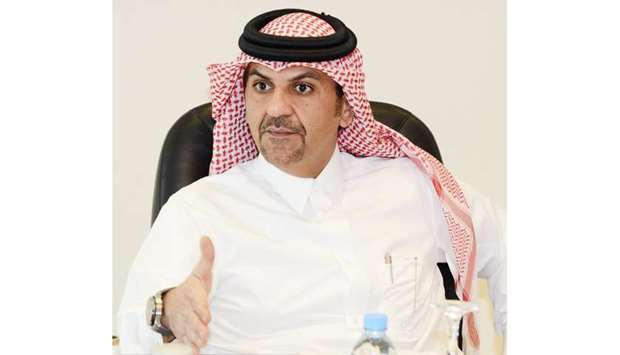 Qatar Chamber board member Sheikh Hamad bin Ahmed al-Thani is also the chairman of the chamber's Tou