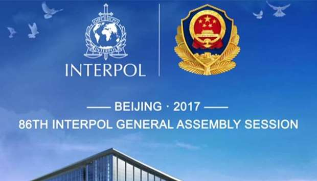 86th session of the INTERPOL General Assembly