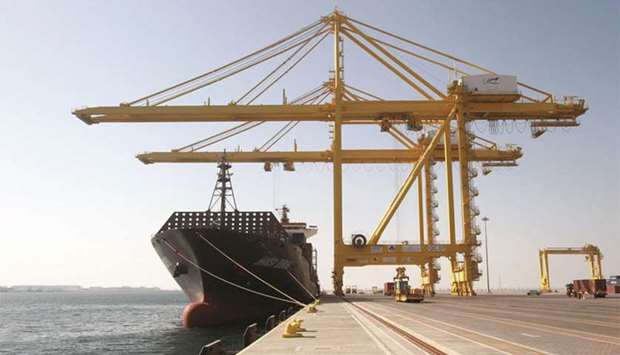 Vessel arrivals at Hamad Port surge 47% in August