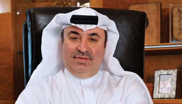 Alfardan Group president and CEO Omar Hussain Alfardan