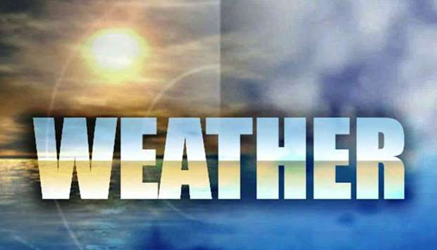 Department of Meteorology warns of strong wind and high sea