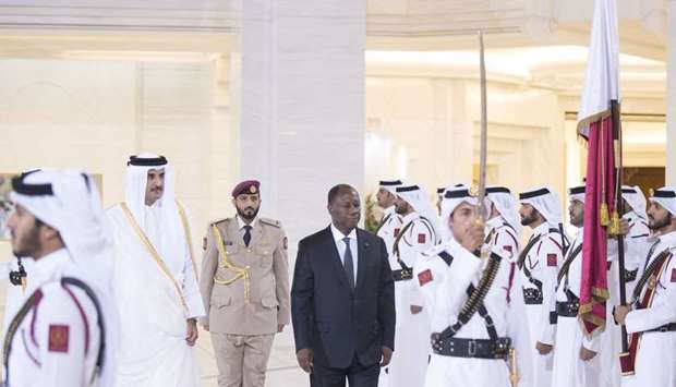Qatar, Cote d'Ivoire sign agreements to enhance co-operation