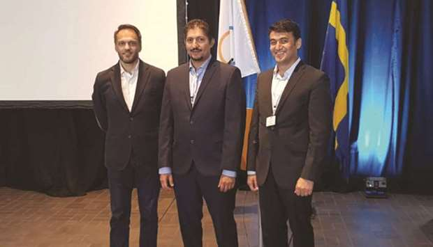 3-2-1 Museum shares progress at General Assembly of Olympic Museums Network