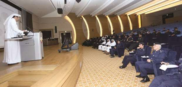 MoI officials briefed on new system