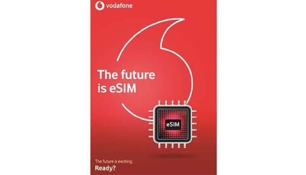Vodafone Qatar to pioneer adoption of eSIM