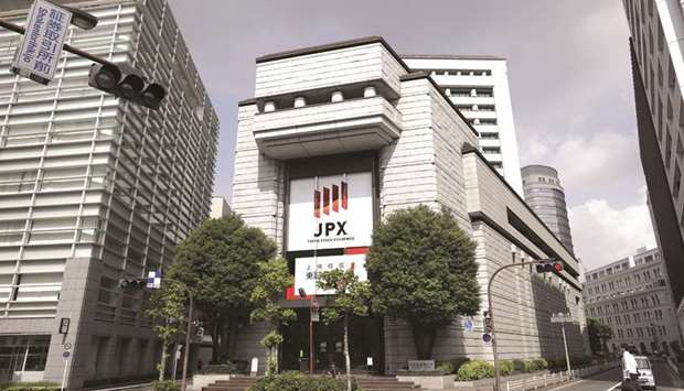 Asian bourses ride positive wave on hopes for trade resolution