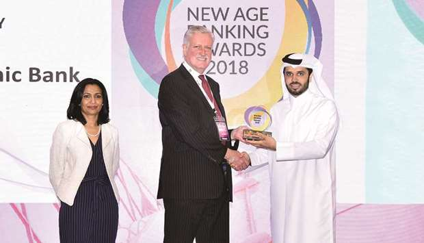 QIIB bags 'Best Bank in Qatar Award in Liquidity'