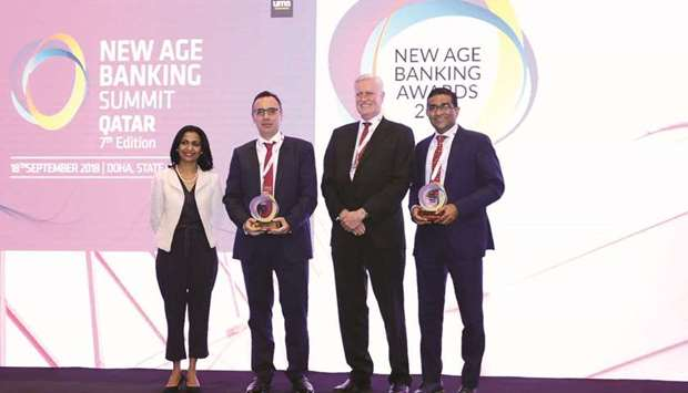 QIB wins two awards at 7th New Age Banking Summit