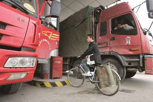 China diesel demand gathering momentum