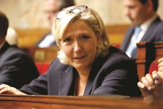 France's Le Pen ordered to undergo psychiatric tests