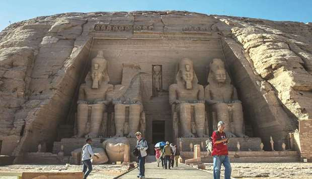 Egypt commemorates the rescue of ancient monuments