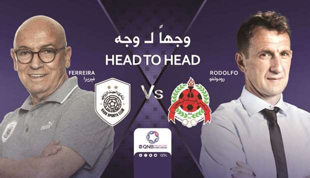 Ferreira and Rodolfo in stern test of tactics at Qatar Clasico