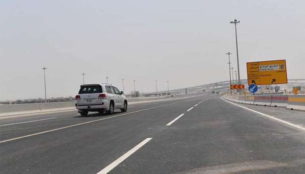 Those coming from the F-Ring Road will have direct access to G-Ring Road