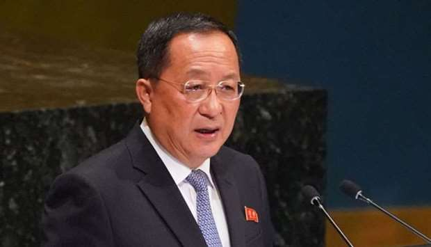 North Korea says 'no way' it will disarm without trust in US