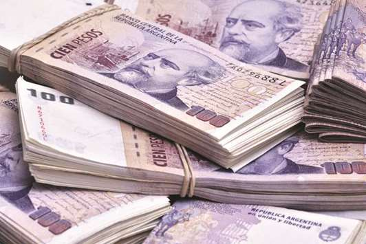 Central bank is last man standing in Argentina forex market