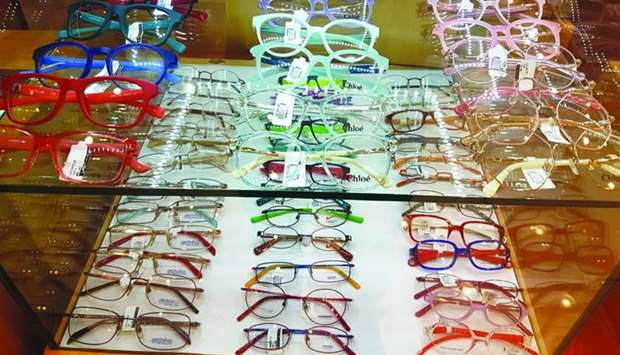 Many optical shops in Qatar offer special discounts and promotions for children's eyeglasses.
