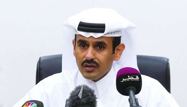 HE al-Kaabi: QP is making continuing progress on the expansion of LNG production capacity.