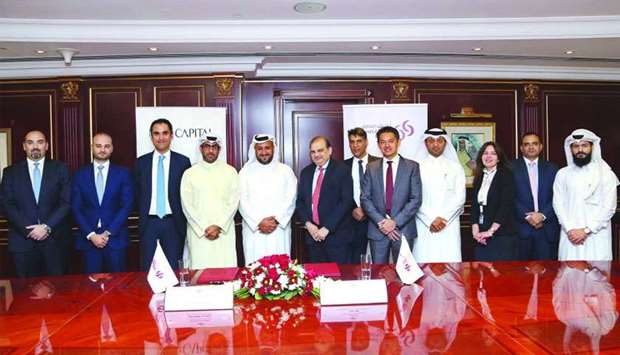 The agreement enables Commercial Bank to pioneer the distribution of the LF Programme in Qatar, allo