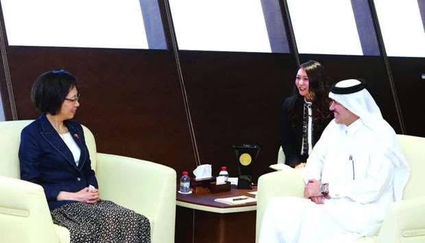 Qatar, China explore opportunities in free zones