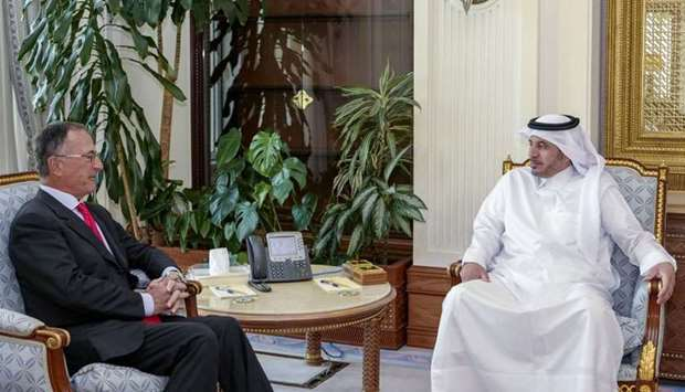 PM meets SIGA chairman