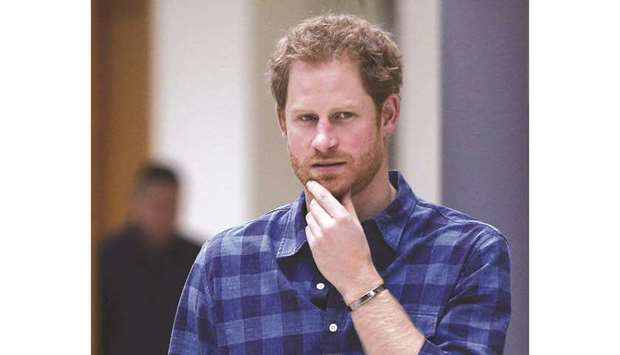 Prince Harry: welcomes BBC decision