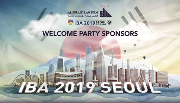 Al Sulaiti Law Firm to take part in IBA annual conference in Seoul