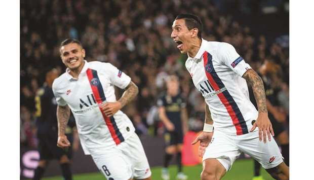 PSG thrash Real in campaign opener as Man City cruise