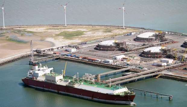 The Zeebrugge LNG Terminal in Belgium was commissioned in 1987. It has since developed, together wit