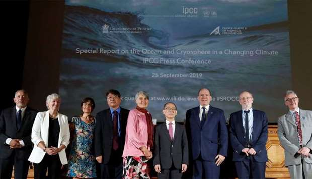 IPCC launches Special Report on Ocean and Cryosphere in Monaco