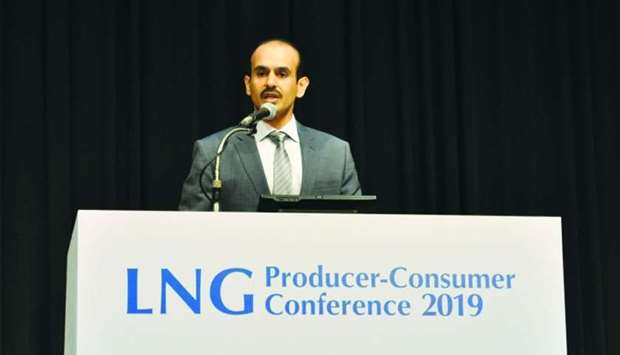 HE al-Kaabi highlights Qatar's efforts to reinforce its position as the world's leading LNG producer