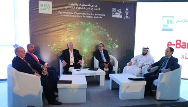 Qatar pavilion at SIAMAP in Tunisia witnesses huge turnout