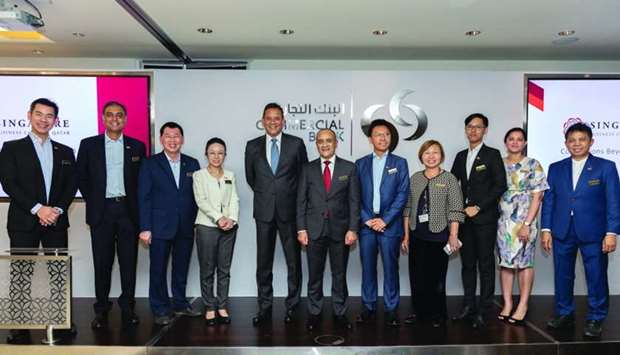 Singapore Business Council Qatar hosts networking session