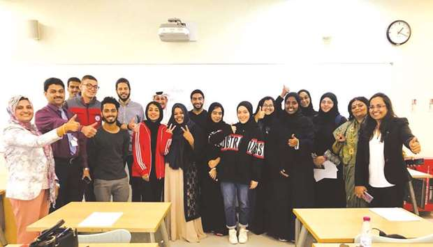 CNA-Q Toastmasters is the student exclusive toastmasters' club at the College of North Atlantic – Qa