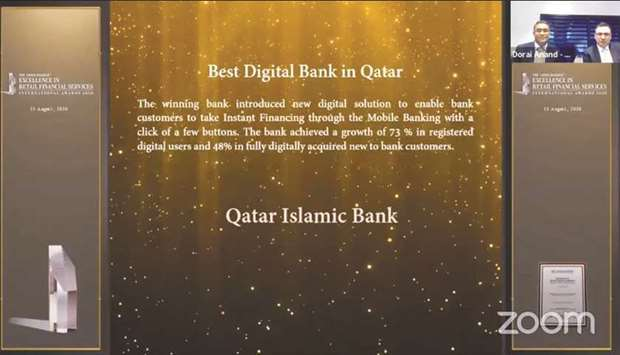 The three awards from The Asian Banker reflect QIB's continuous efforts to develop its existing prod