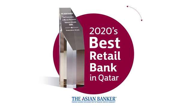 Commercial Bank awarded 'Best Retail Bank in Qatar' for 4th year in row