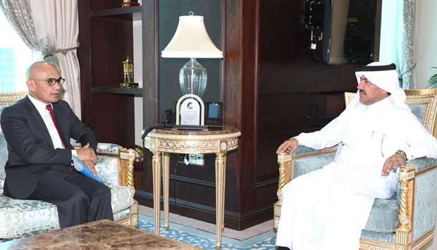 FM receives written message from Indonesian counterpart