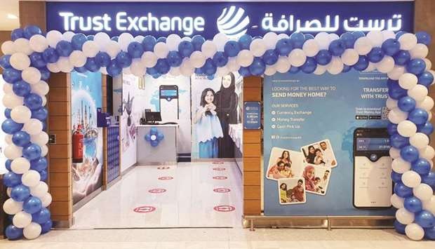 Trust Exchange, a leading financial services provider in Qatar, has relocated its Souq Al Dira branc