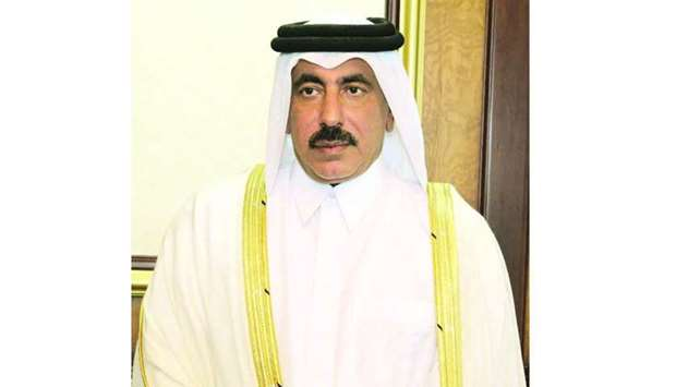 HE Minister of Transport and Communications Jassim Seif Ahmed al-Sulaiti.