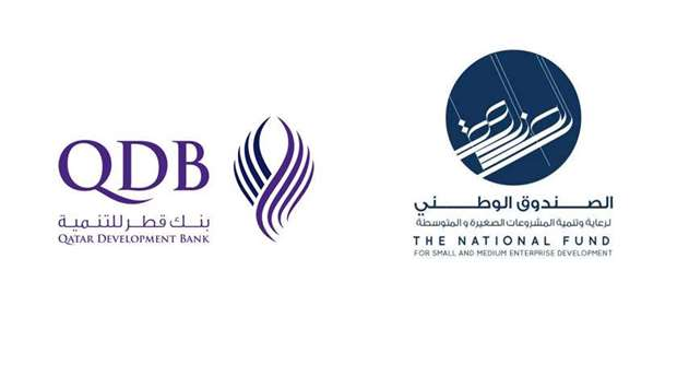 Qatar Development Bank (QDB) and the National Fund for Small and Medium Enterprises Development in K