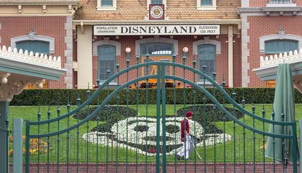 With approval from local authorities, Disney has reopened its parks in Shanghai, Paris and Florida.