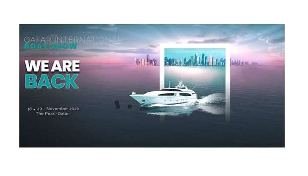 The 7th Qatar International Boat Show is scheduled to take place from November 16 to 20 at The Pearl