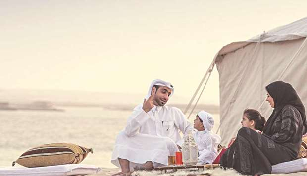 Qatar has lot of tourism offerings outside Doha.