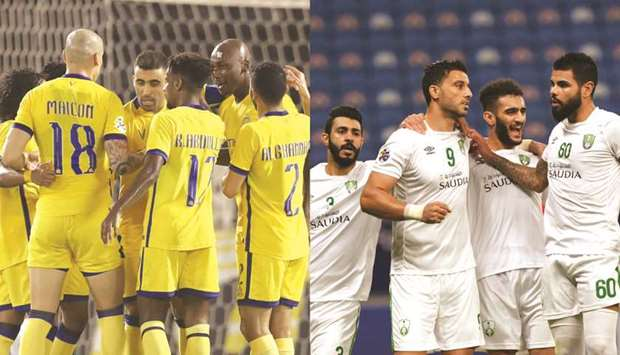 Al Nassr FC are looking to create club history by reaching their first-ever AFC Champions League sem