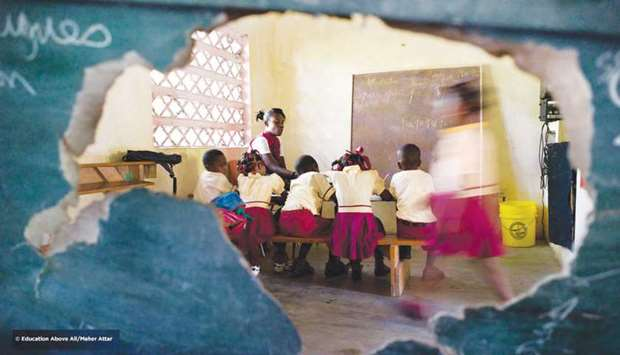 Unite to Protect wants to ensure everyone's right to safe, inclusive and equitable quality education