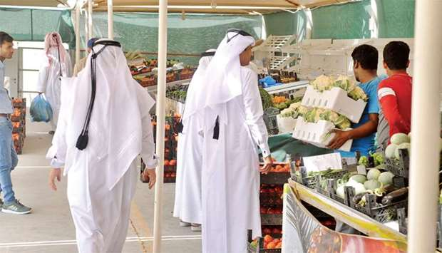The recently concluded 8th season of yards for selling local agricultural products has made record s