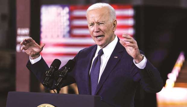 US President Joe Biden to host another virtual gathering, dubbed a Summit for Democracy, on December