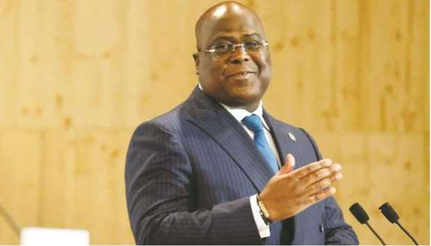 President of the Democratic Republic of the Congo Felix Tshisekedi has announced his intention to re