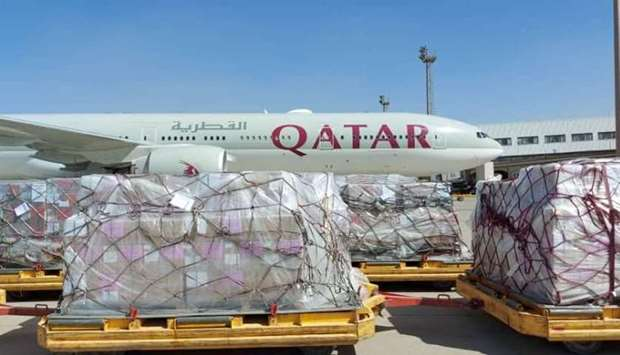 WHO thanks Qatar for facilitating delivery of critical health supplies to Kabul