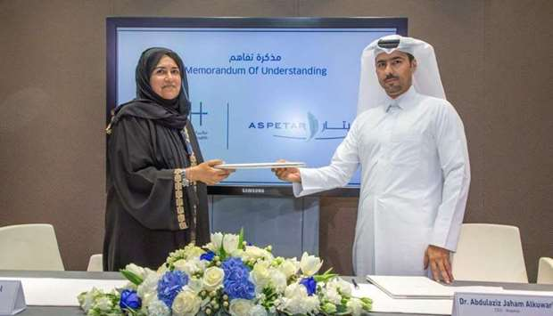 Aspetar, WISH sign pact to strengthen ties in education, research, healthcare
